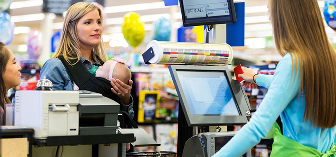 Impact of automation technologies in retail industry